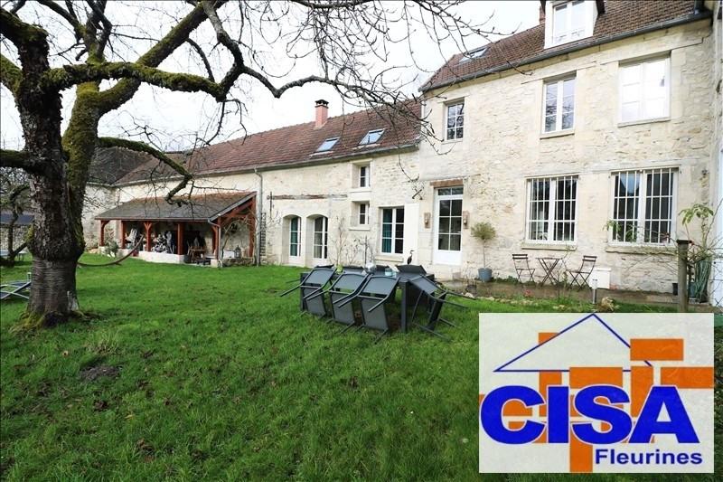 Vente maison / villa Fleurines 483000€ - Photo 2
