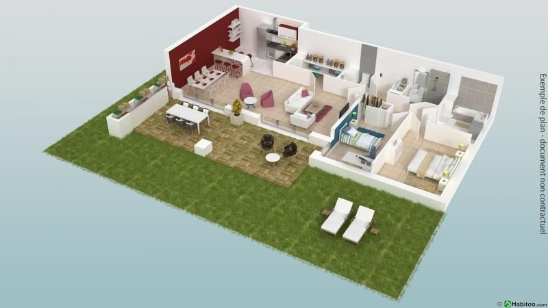New home sale program Montpellier  - Picture 4