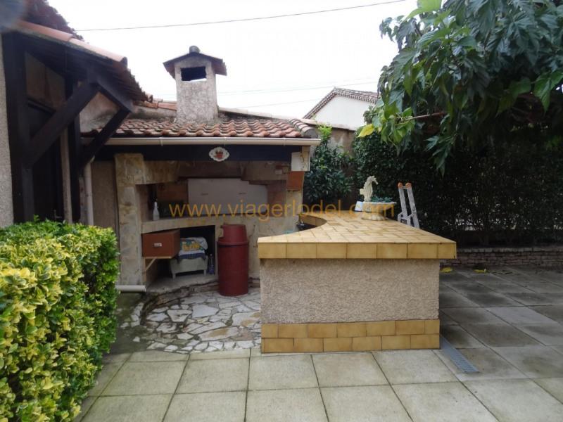 Vitalicio  casa Corneilhan 100000€ - Fotografía 2