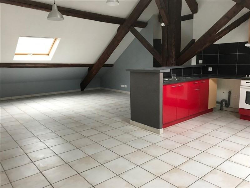 Rental apartment St romain en gal 690€ CC - Picture 2