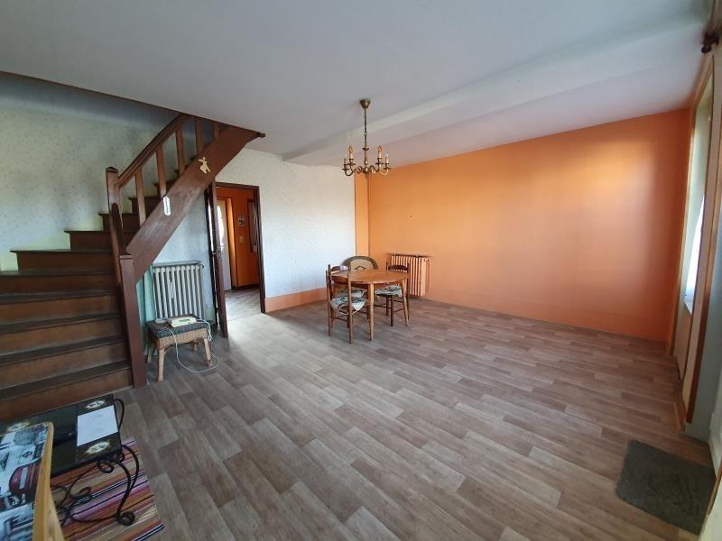 Rental house / villa Aubigny sur nere 512€ CC - Picture 1