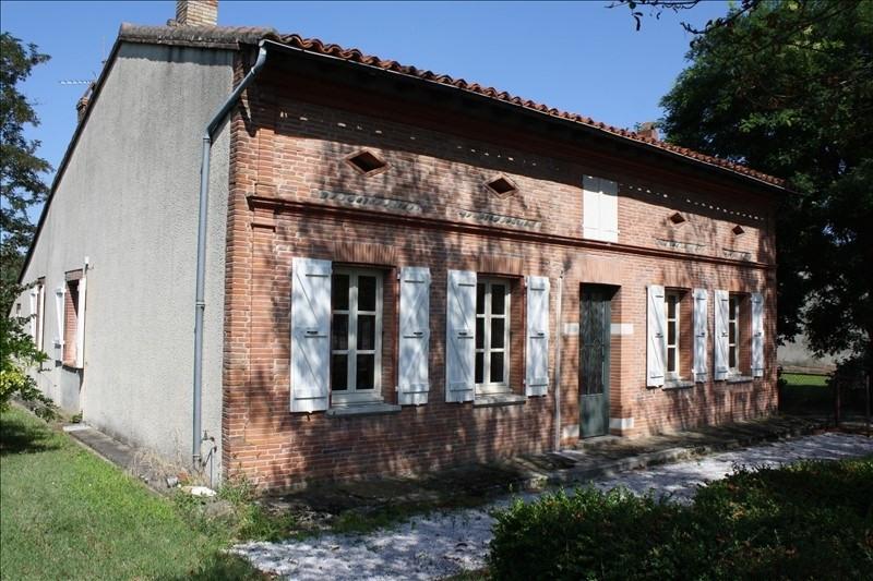 Rental house / villa Auzeville 1000€ CC - Picture 1