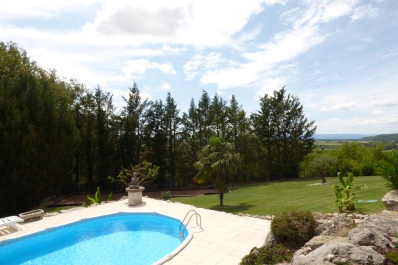 Sale house / villa Chatillon st jean 363000€ - Picture 3