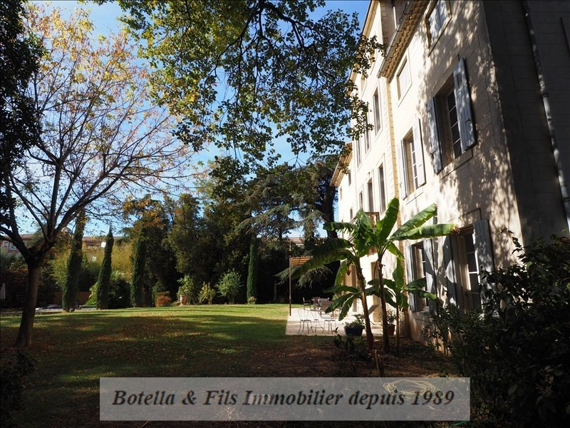 Deluxe sale chateau Uzes 889 000€ - Picture 10