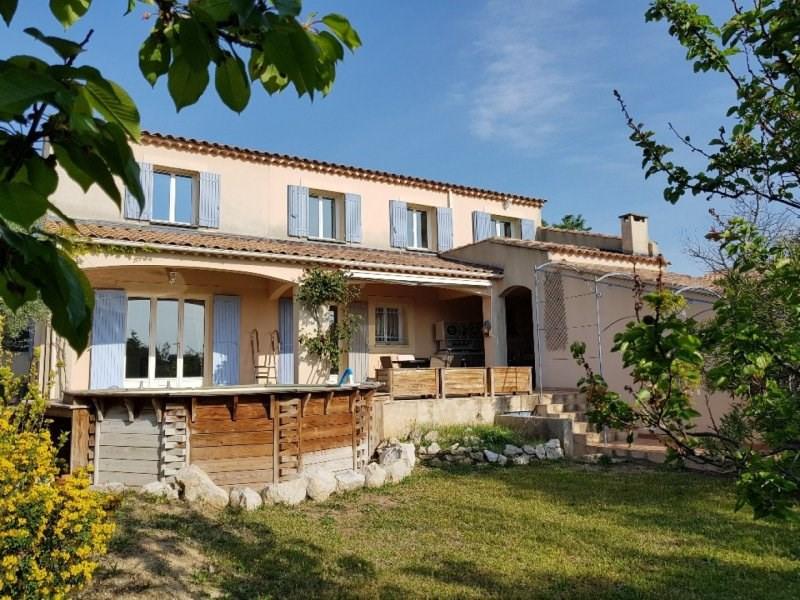 Vente maison / villa Villeneuve les avignon 378000€ - Photo 1