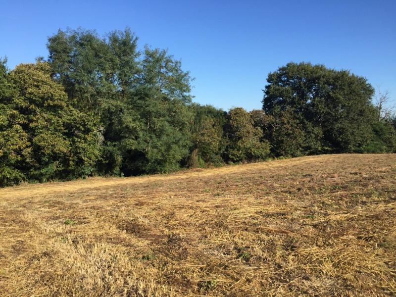 Vente terrain Pontonx sur l adour 28000€ - Photo 1