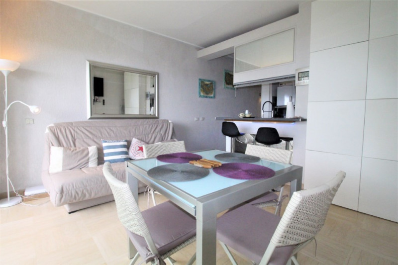 Vacation rental apartment Villeneuve loubet 590€ - Picture 1