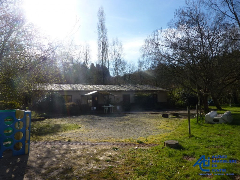 Location local commercial Guern 800€ HC - Photo 11