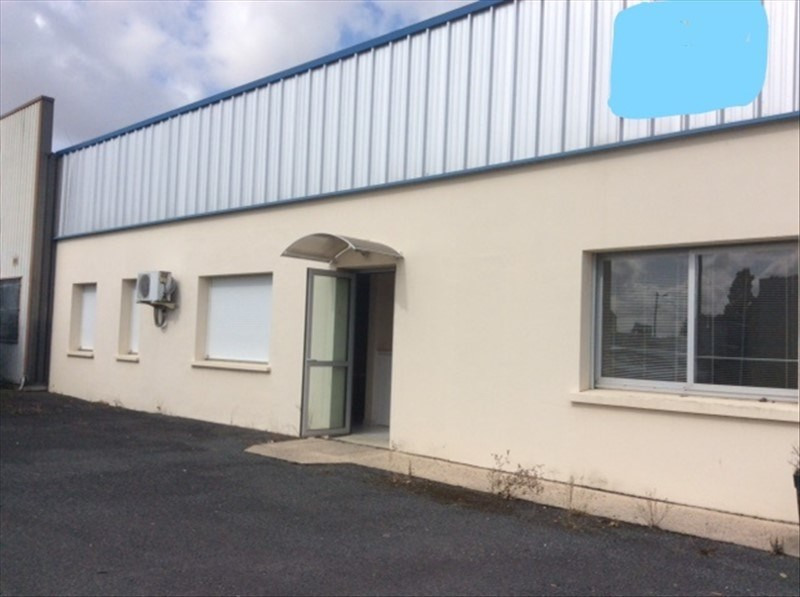 Location local commercial Cholet 2 200€ HT/HC - Photo 1