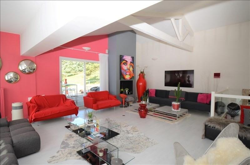 Immobile residenziali di prestigio casa Lentilly 895000€ - Fotografia 1