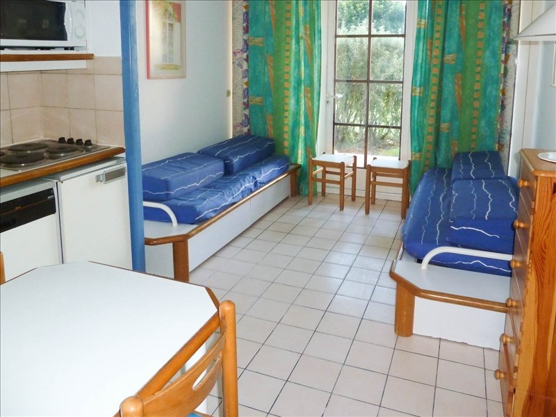 Verkoop  appartement Talmont st hilaire 65400€ - Foto 1