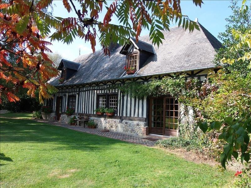 Vente maison / villa St etienne la thillaye 380000€ - Photo 1