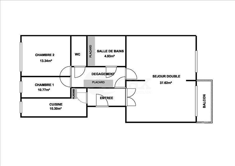 Vente appartement Neuilly sur seine 899000€ - Photo 6