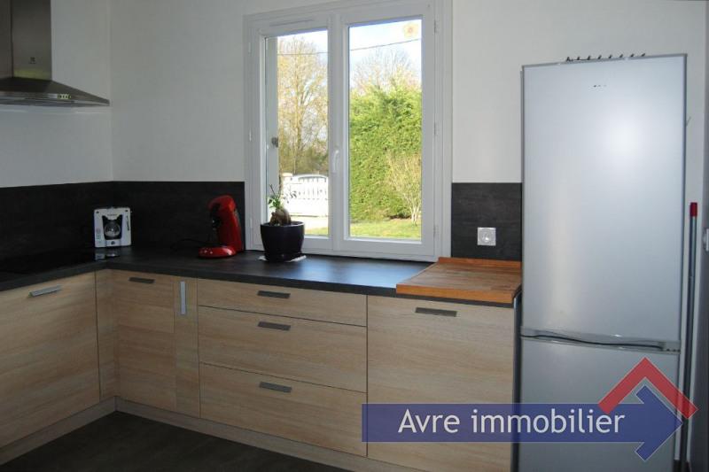 Vente maison / villa Verneuil d avre et d iton 127500€ - Photo 5