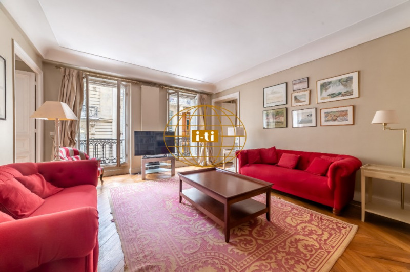 Deluxe sale apartment Paris 16ème 1 720 000€ - Picture 4