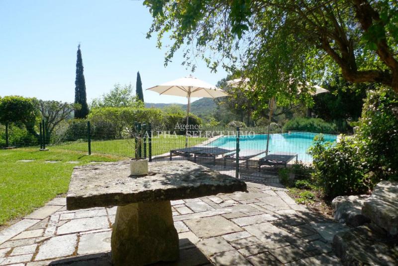 Vente de prestige maison / villa Grimaud 980000€ - Photo 5