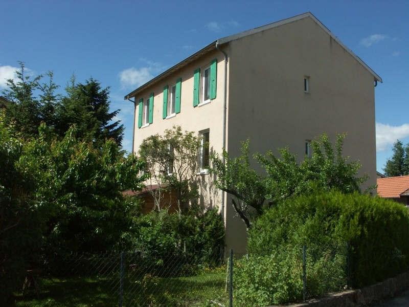 Vente maison / villa Lalouvesc 169500€ - Photo 5