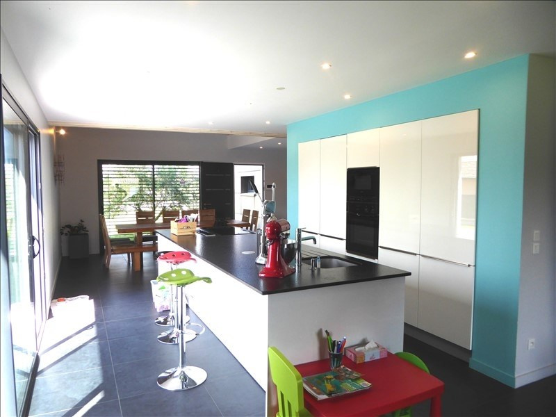 Vente maison / villa St georges d esperanche 536000€ - Photo 6
