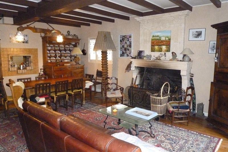Venta  casa Gensac-la-pallue 280000€ - Fotografía 2