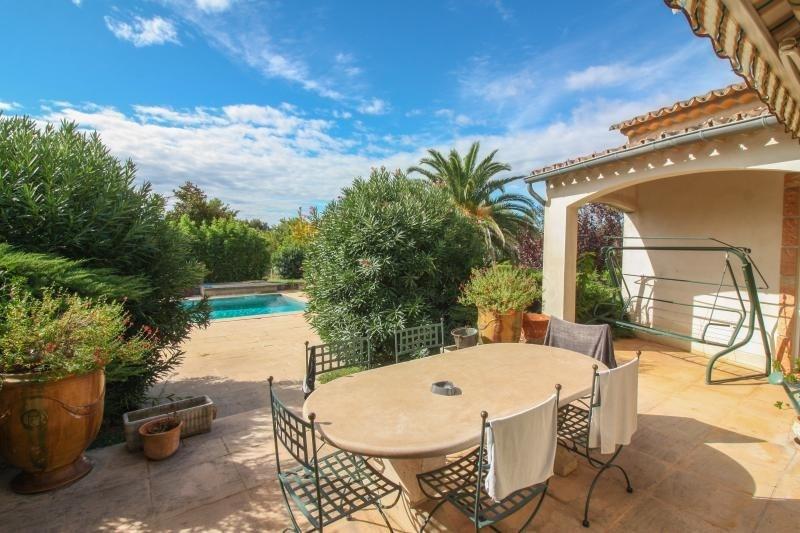 Vente maison / villa Uzes 425000€ - Photo 2