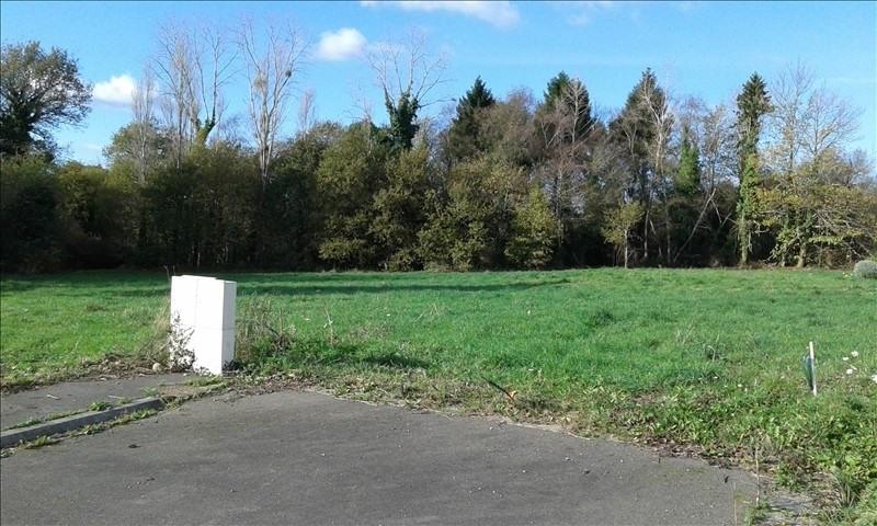 Verkoop  stukken grond Benodet 133500€ - Foto 2