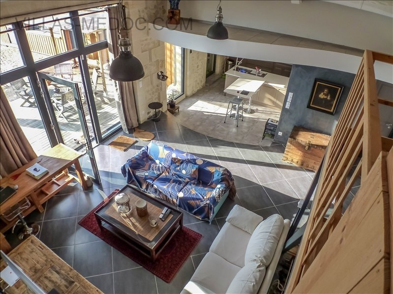 Vente maison / villa Jau dignac et loirac 338000€ - Photo 4