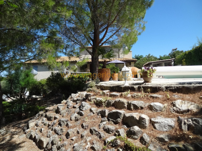 Life annuity house / villa Theziers 70000€ - Picture 4
