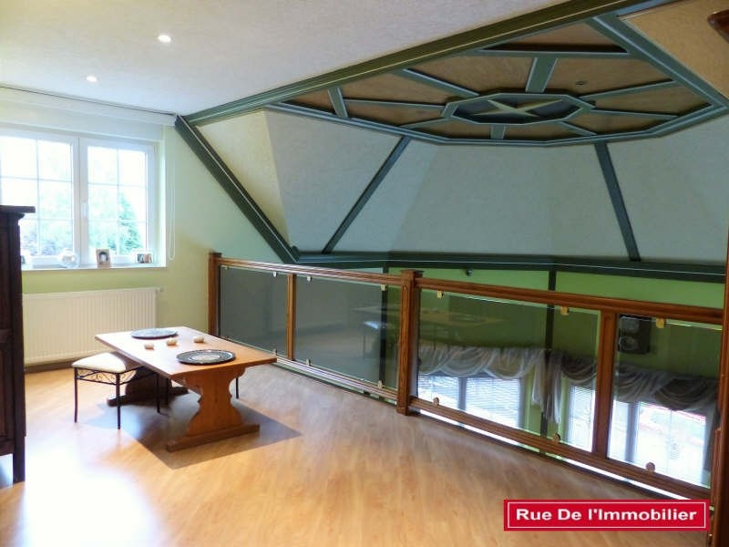 Sale house / villa Kutzenhausen 363500€ - Picture 6