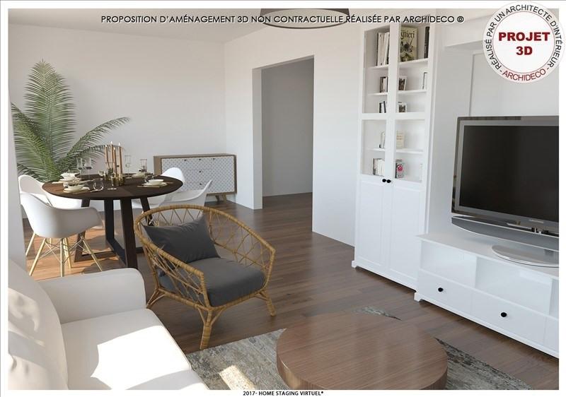 Verkoop  appartement Thionville 139000€ - Foto 1