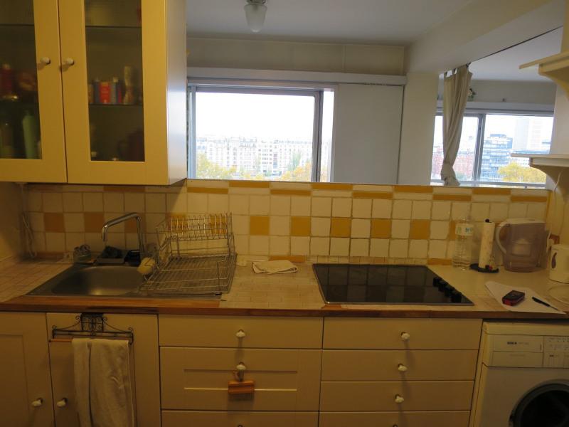 Vente appartement Paris 15ème 548000€ - Photo 12