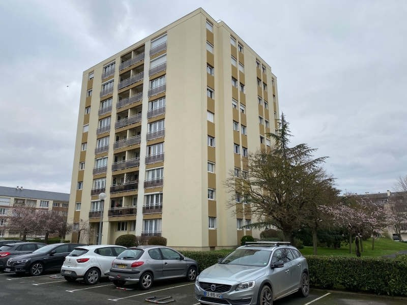 Sale apartment Caen 128000€ - Picture 1