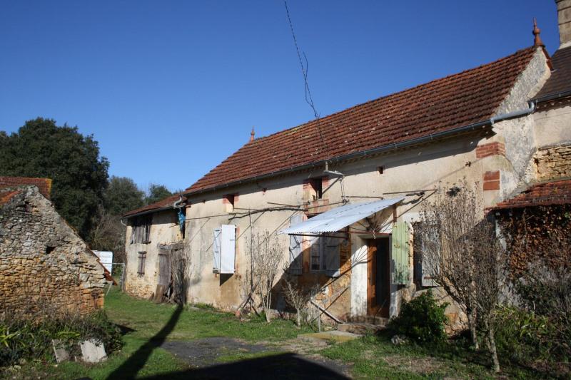 Vente maison / villa Meyrals 129600€ - Photo 2