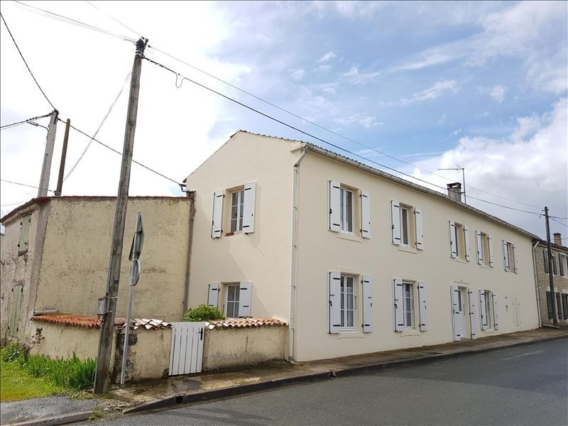 Verkoop  huis St medard d'aunis 173910€ - Foto 8