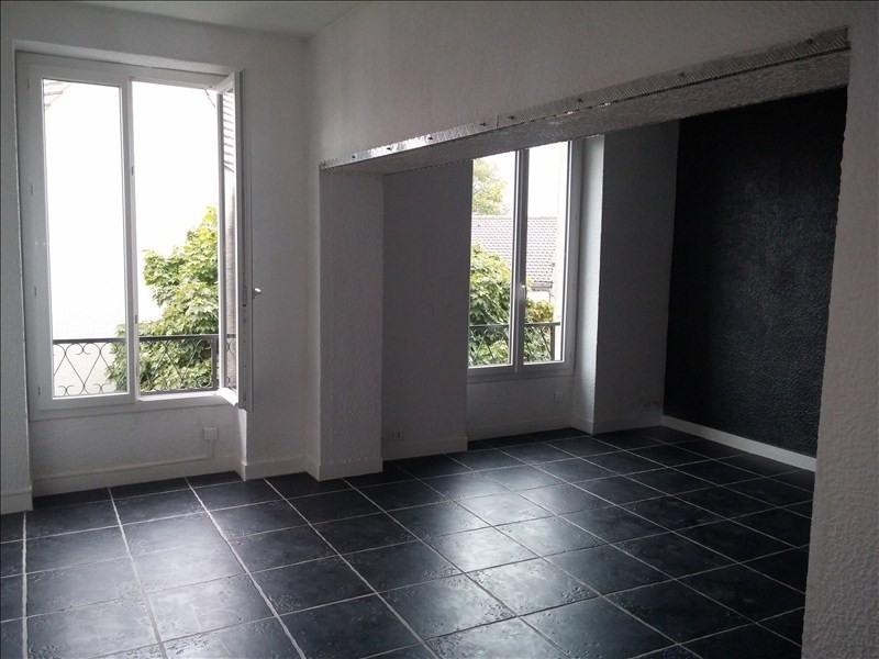 Vente appartement Sarcelles 167000€ - Photo 1