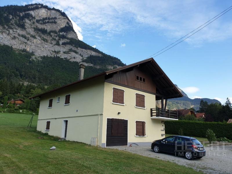 Rental apartment Magland 820€ CC - Picture 13