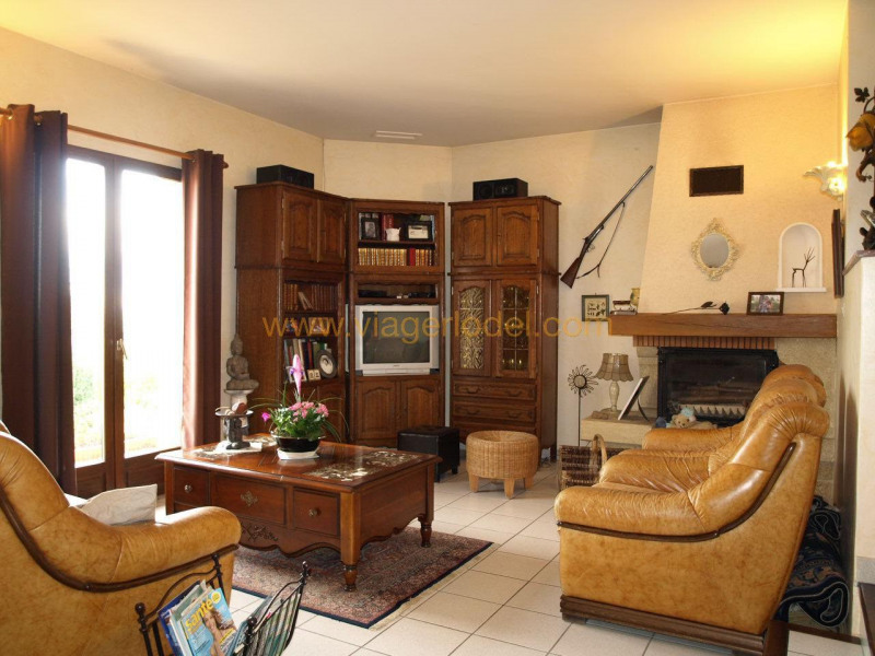 Vitalicio  casa La boisse 190000€ - Fotografía 3