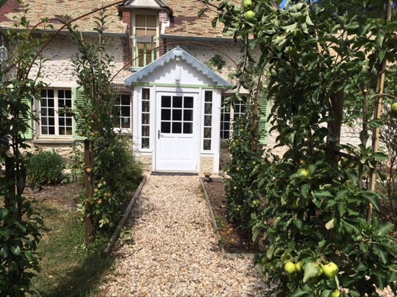 Sale house / villa Maulette 320000€ - Picture 2