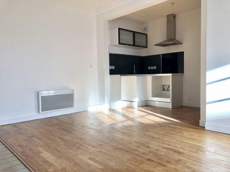 Sale apartment Granville 129900€ - Picture 1