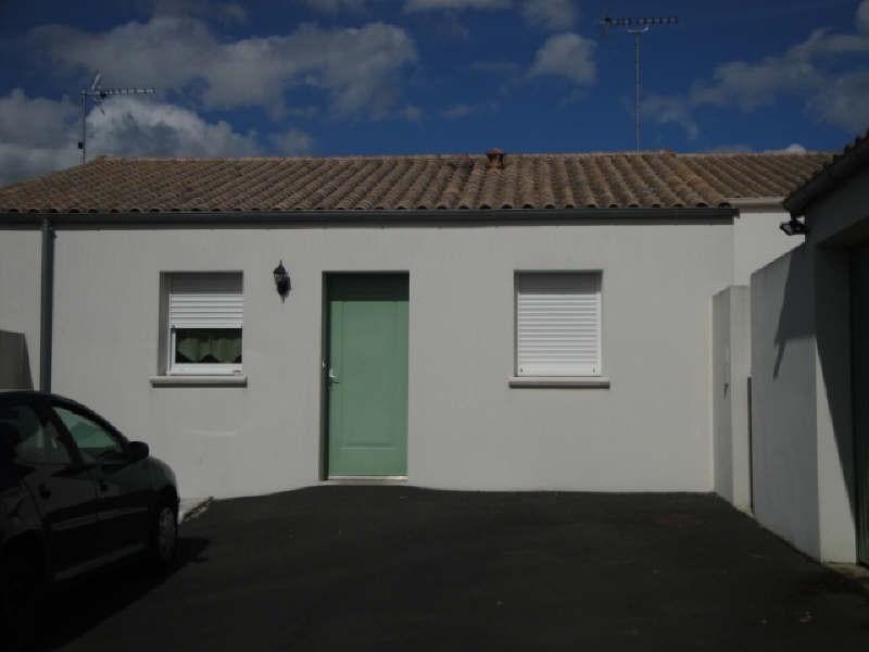 Location maison / villa La creche 575€ CC - Photo 1