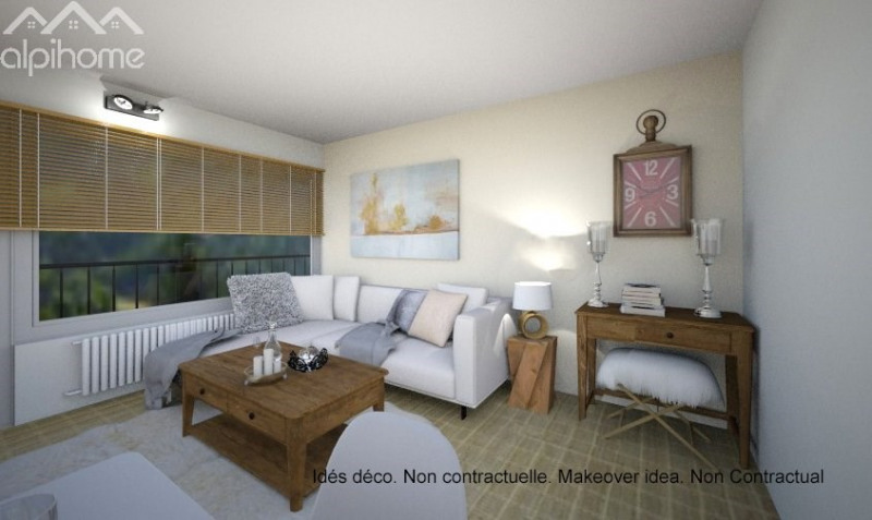 Vente appartement Les contamines montjoie 89 000€ - Photo 4