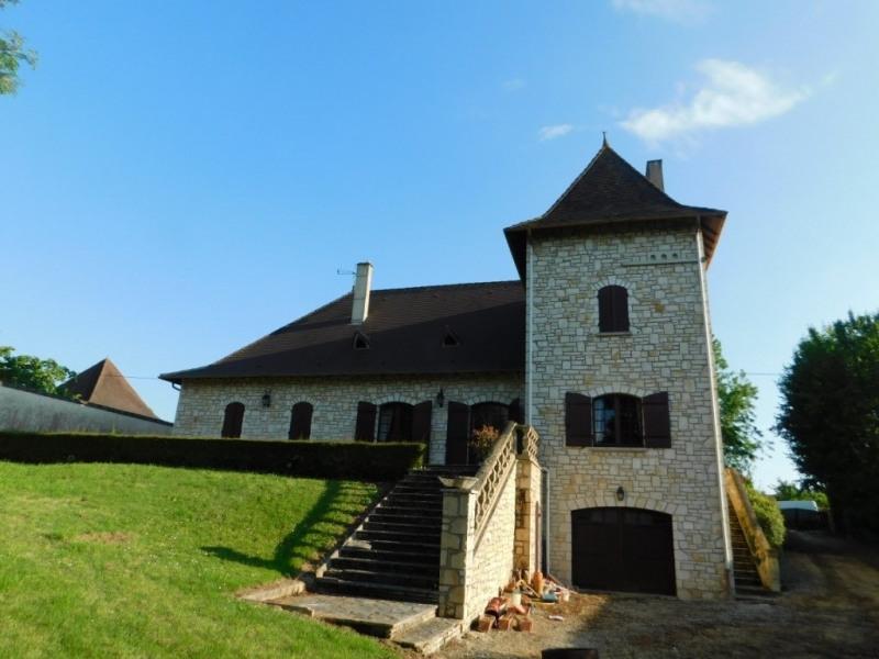 Sale house / villa Lamonzie saint martin 265000€ - Picture 2