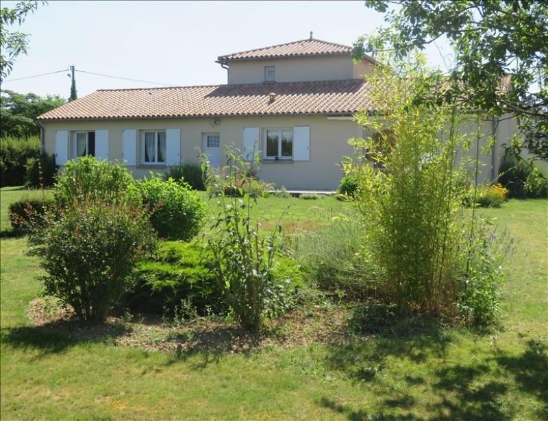 Vente maison / villa Terce 278000€ - Photo 1