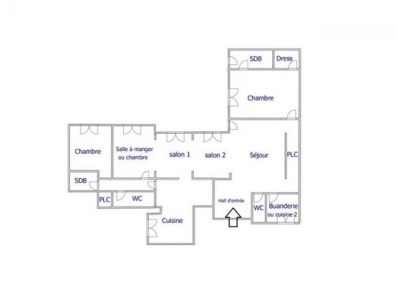 Life annuity apartment Paris 16ème 214000€ - Picture 4