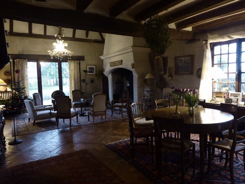 Vente de prestige maison / villa Angers 30 mn sud est 360000€ - Photo 6