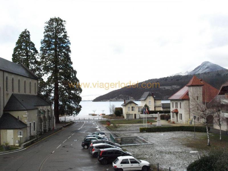 Vitalicio  casa Duingt 125000€ - Fotografía 11