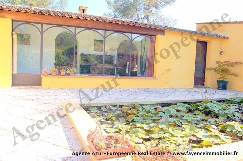 Deluxe sale house / villa Le canton de fayence 875000€ - Picture 20
