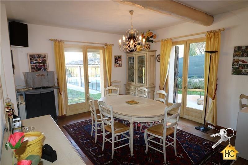 Vente de prestige maison / villa La roquette sur siagne 660000€ - Photo 3