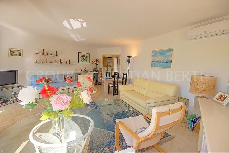 Vente appartement Mandelieu 420000€ - Photo 2