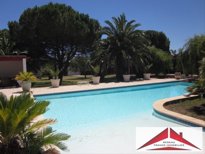 Vente de prestige maison / villa Marseillan 790000€ - Photo 4