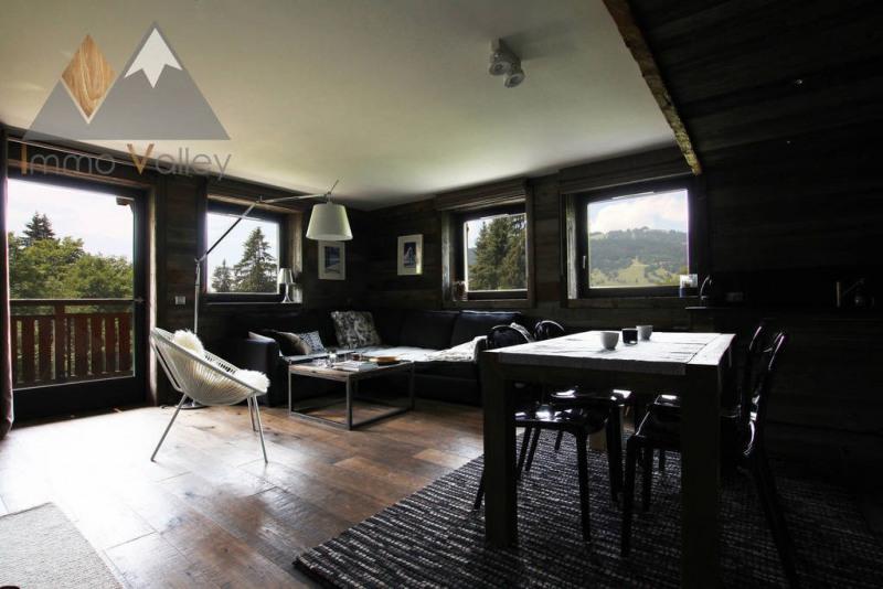 Vente de prestige appartement Megève 595000€ - Photo 2